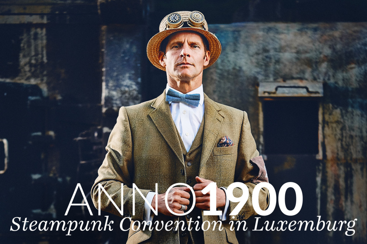 Anno 1900 - Steampunk Convention