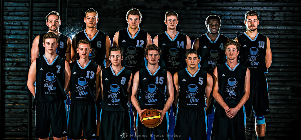 Die Mannschaft des TUS Herrensohr - fotografiert von Mauric Etoile